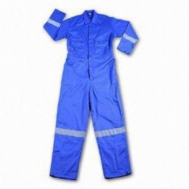 quần áo liền chống hóa chất và tĩnh điện