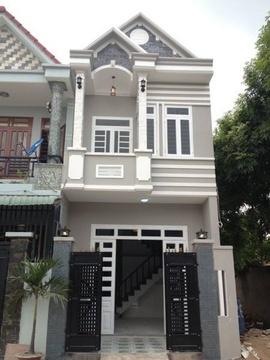 Bán căn nhà hẻm lớn 5 m Lê Đình Cân DT 4×9m, một trệt 1 lầu