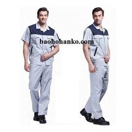 quần áo bảo hộ chuyên gia vải Pangrim Hàn Quốc mã 1609 cotton mát