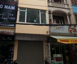j**** Bán nhà mặt phố Trần Duy Hưng 60m2 MT:4,2m giá 22tỷ