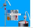 Tp. Hồ Chí Minh: Bơm quay tay hóa chất bằng nhựa, bơm nhớt bằng nhôm CL1700874