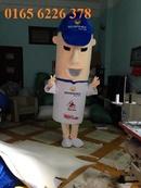 Tp. Hồ Chí Minh: Mascot, linh vật biểu diễn quảng cáo, sự kiện CL1699680