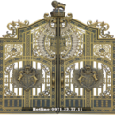 Tp. Hà Nội: Cổng Nhôm Đúc Minh Anh - Cửa Cổng Tinh Tế Cho Gia Đình Bạn CL1701241