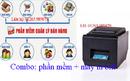Tp. Cần Thơ: Phần mềm lập hóa đơn bán hàng kèm máy in bill tại Cần Thơ CAT17_44P7
