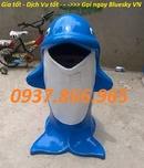 Bắc Ninh: thùng rác 660lit, thùng rác 90lit, thùng rác 240l, thùng rác cá heo, thùng rác CL1701287
