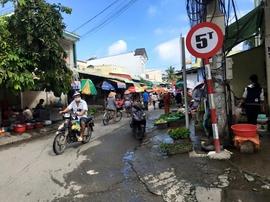 Bán nền đường Trần Quang Diệu ( 5x12 ) thổ cư 100% giá 249tr