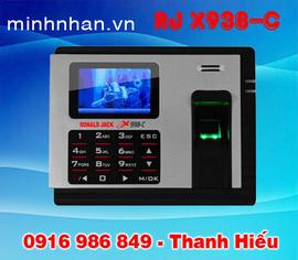 máy chấm công vân tay giá trên 2 triệu lắp đặt miễn phí từ Cty Minh Nhãn