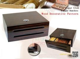 Shop bán hộp bảo quản xì gà, hộp giữ ẩm xì gà Humidor AP0729 chính hãng