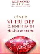 Tp. Hồ Chí Minh: j!*$. CHÍNH THỨC MỞ BÁN GĐ1 CĂN HỘ TRUNG TÂM QUẬN BÌNH THẠNH - RICHMOND CITY CL1701357