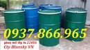 Vĩnh Phúc: thùng nhựa 120lit, thùng phuy 220lit, thùng phuy sắt giá rẻ, thùng 70lit CL1701331