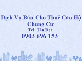 Cần cho thuê gấp căn hộ Quốc Cường Gia Lai – Đường Trần Xuân Soạn , Quận 7