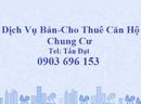 Tp. Hồ Chí Minh: Cần cho thuê gấp căn hộ Phúc Thịnh – Đường Cao Đạt, Quận 5 CL1701286