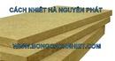 Tp. Hồ Chí Minh: Bông khoáng dày 25mm tỷ trọng 60kg/ m3 CL1701330