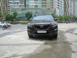 Bán Mazda CX5 2016 AT nâu, 985 triệu