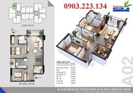 Nhượng lại các suất mua chung cư 24T3 Hapulico .Thanh xuân Complex
