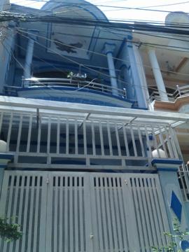 Nhà 205/ 41 Phạm Văn Chiêu, phường 14, Gò Vấp, HXH 6m Thông, 4x15m, 1T+1lầu BTCT