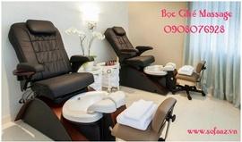 Bọc ghế sửa ghế massage cũ giá rẻ tại TPHCM