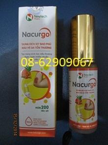 Bán Nacurgo-=Sản phẩmcầm máu tốt, chữa vết thương tốt