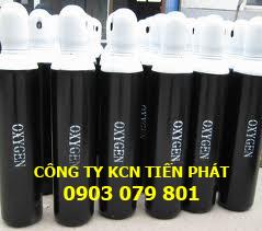 Nạp bình khí Oxy y tế, chai khí Oxy công nghiệp, xe đẩy bình khí giá tốt nhất