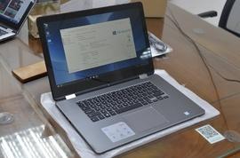 Dell Inspiron 7568-i7-6500-Touch X360- win10, new giá tốt tại sài thành laptop.