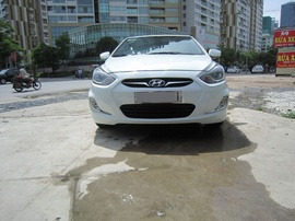 Xe Hyundai Accent AT 2012, 505 triệu đồng