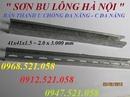 Tp. Hà Nội: Chuyên bán thanh U41x41x3 mét tráng kẽm Hà Nội 0968. 521. 058 Hà Nội MrSơn CL1702269