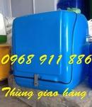 Tp. Hồ Chí Minh: Thùng gắn sau xe máy, thùng giao thức ăn nhanh, thùng giữ lạnh CL1700288