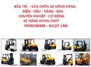 Tp. Cần Thơ: Bảo dưỡng, Sửa xe nâng chuyên nghiệp 0938246986 - Lan CL1701999