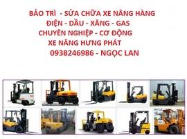 Bảo dưỡng, Sửa xe nâng chuyên nghiệp 0938246986 - Lan