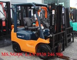 Bán và Cho thuê xe nâng hàng ngắn và dài hạn 0938246986 - Lan