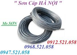 Cáp thép giằng mái nhà xưởng bán Hà Nội 0912.521.058 Anh Sơn 1335 GP
