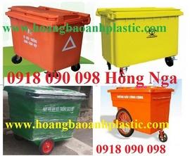 bán xe rác 3 bánh xe, xe rác , xe thu gom rác , xe gom rác bằng composite , xe r