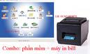 Tp. Cần Thơ: Phần mềm lập hóa đơn bán hàng kèm máy in bill tại Ninh Kiều CL1701771