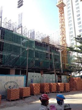 bán căn hộ Giai Việt ở liền, có sổ hồng, LH 0939791810