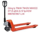 Tp. Hồ Chí Minh: xe nâng tay 2500kg CL1701831