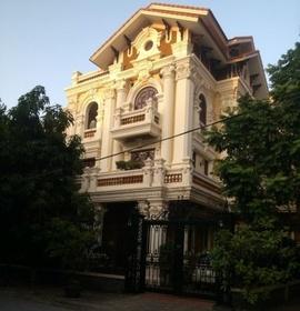 w^*$. Bán biệt thự Yên Hòa 300m2 hướng Đông Nam giá 54tỷ