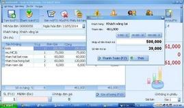 Phần mềm bán hàng cho khách sạn, tiệm cầm đồ