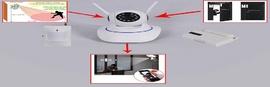 Camera IP giám sát cho khách sạn, tiệm cầm đồ