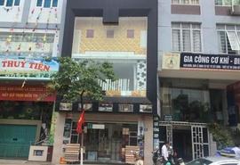v$^$ Bán nhà mặt phố Nguyễn Tuân 70m2x6T MT:5m giá 24tỷ