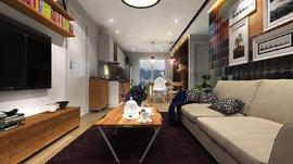 Chính chủ căn 3736 chung cư HH2A Linh Đàm, diện tích 47m chênh rẻ