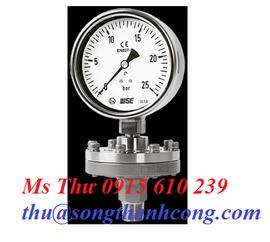 Đồng hồ áp suất P7318AJKLB026D0 Wise Control Vietnam STC Vietnam
