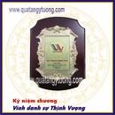 Tp. Hồ Chí Minh: Xưởng sản xuất trực tiếp kỷ niệm chương gỗ đồng giá rẻ CL1703005