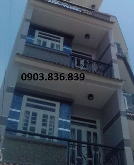 u$^$ Bán gấp nhà mới HXT đường Phạm Văn Chí P. 8 Q. 6, DT 4x10m