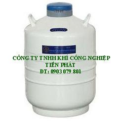 Nạp khí nito lỏng, bơm bình khí Nito hàn công nghiệp, bán chai khí Nito giá tốt