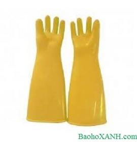 Bán găng tay cao su cách điện