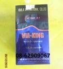 Tp. Hồ Chí Minh: Bán Sản phẩm VIA KING-**= tăng sức đề kháng, Tăng sinh lý, giúp trí nhớ tốt CL1702133