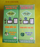 Tp. Hồ Chí Minh: Bán Tinh dầu Bạc Hà-**-Giải độc, Kháng khuẩn, chữa cảm, tái tạo tế bào CL1702144