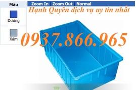 rổ nhựa hs005, sọt nhựa ,thùng nhựa rỗng, rổ nhựa đan, khay nhựa b4, sóng nhựa bít