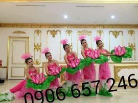 Chuyên may bán và cho thuê váy múa giá rẻ 0906657246
