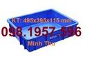 Tp. Hải Phòng: thùng nhựa a8, thùng nhựa công nghiệp, thùng nhựa, khay nhựa vát, khay linh kiện điệ CL1702279